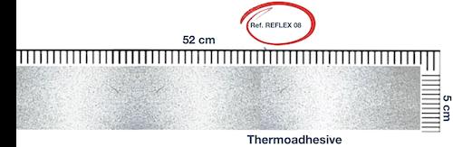Reflex thermoadhesive